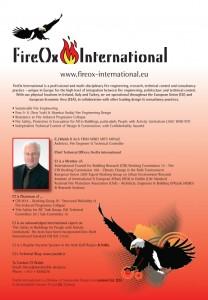FireOx International is a Division of Sustainable Design International Ltd (EU) & Sürdürülebilir Tasarım Tic.Ltd.Şti (Turkey)
