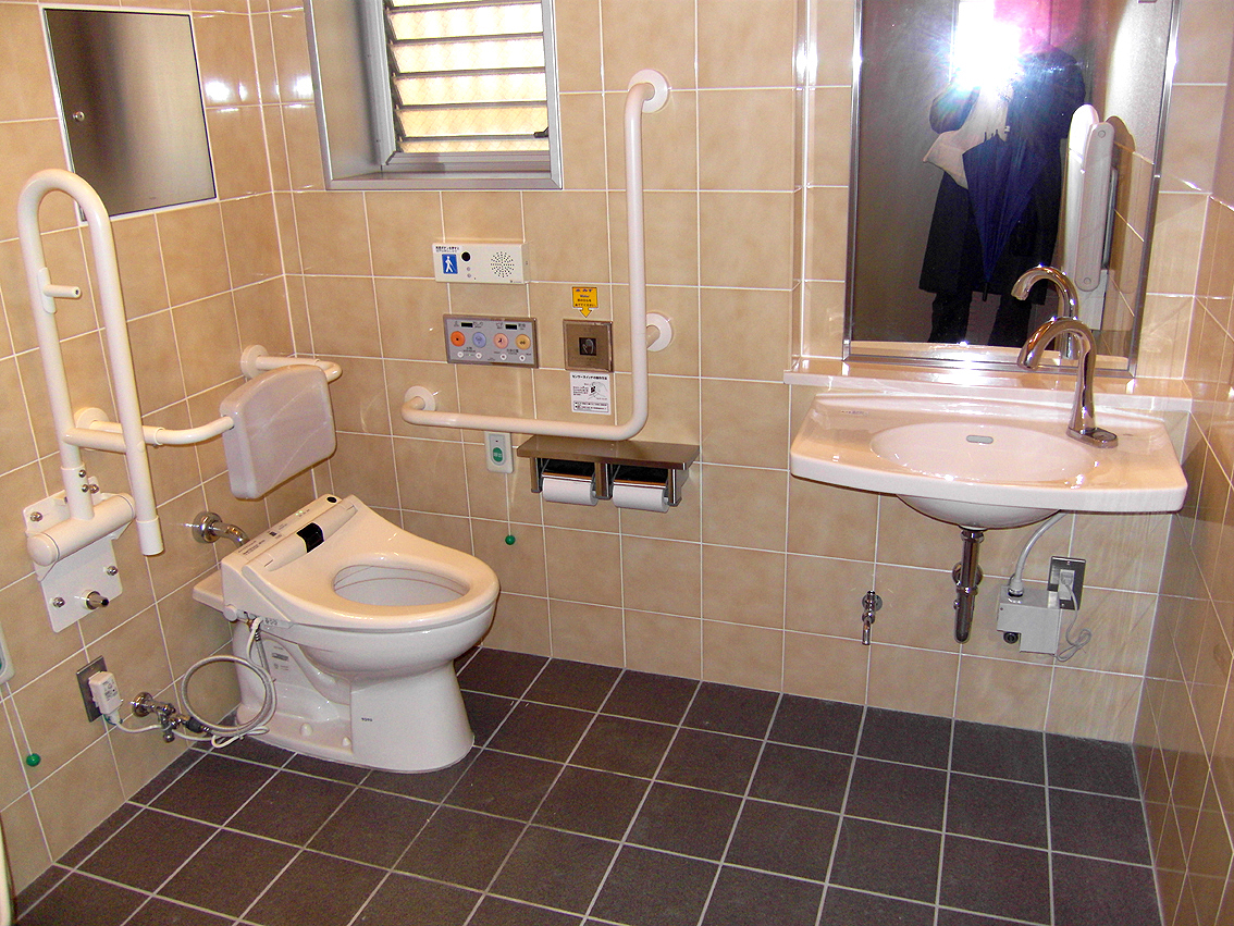 Accessible Toilet Room In A Japanese Public Place Kanazawa 39 A Gentle Whisper In Your Ear 39