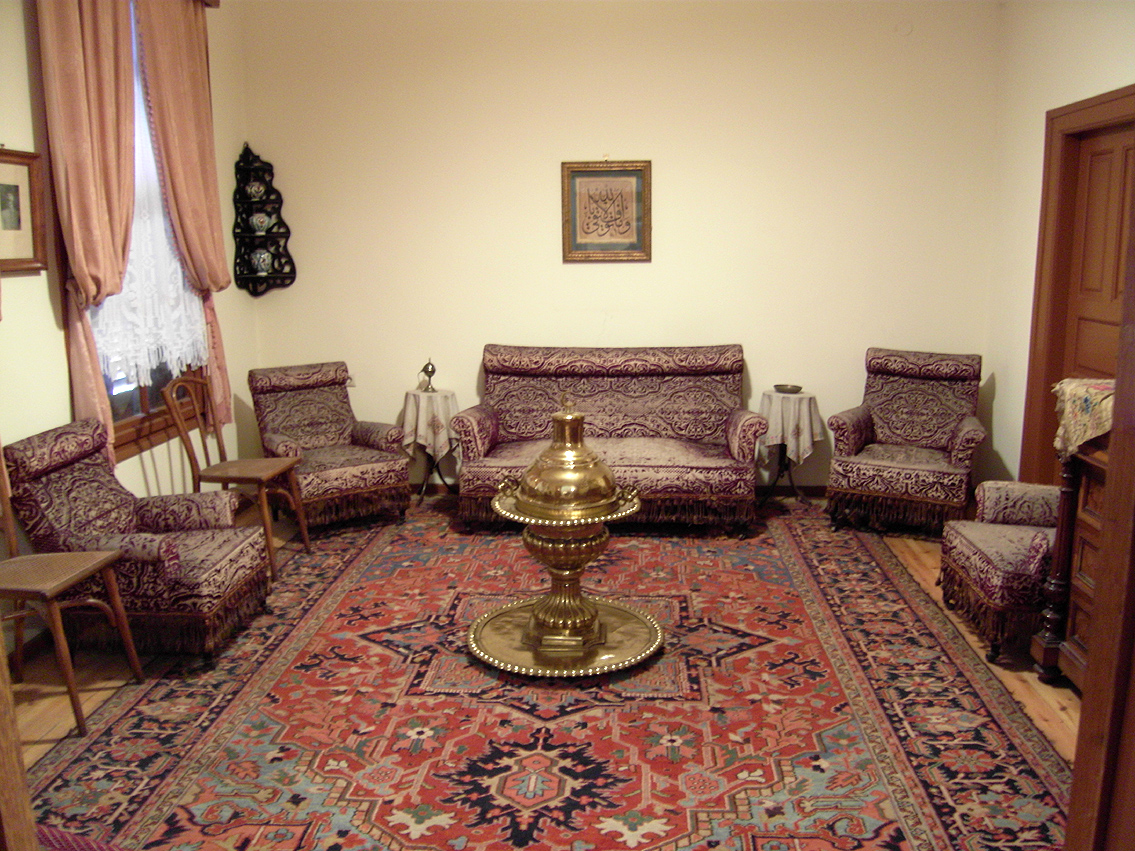 Gelibolu peninsula turkey 39 a gentle whisper in your ear 39 for Traditional house interior