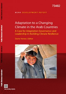 World Bank Report 73482 (2012): 'Adaptation to a Changing Climate in Arab Countries - A Case for Adaptation Governance & Leadership in Building Climate Resilience'.