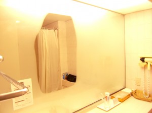 Japan - Heated Bathroom Mirror