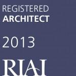 CJ Walsh - Registered Architect