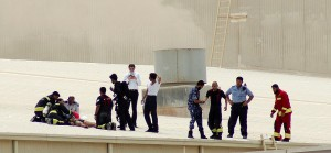 'Villaggio' Shopping Mall Fire (Doha City in Qatar) - 28 May 2012