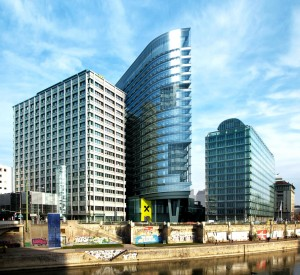 Multi-Storey 'RHW.2' Office Block in Vienna, Austria