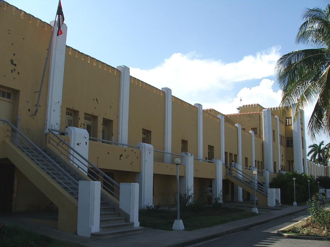 Image result for cuba fidel castro attacks moncada barracks